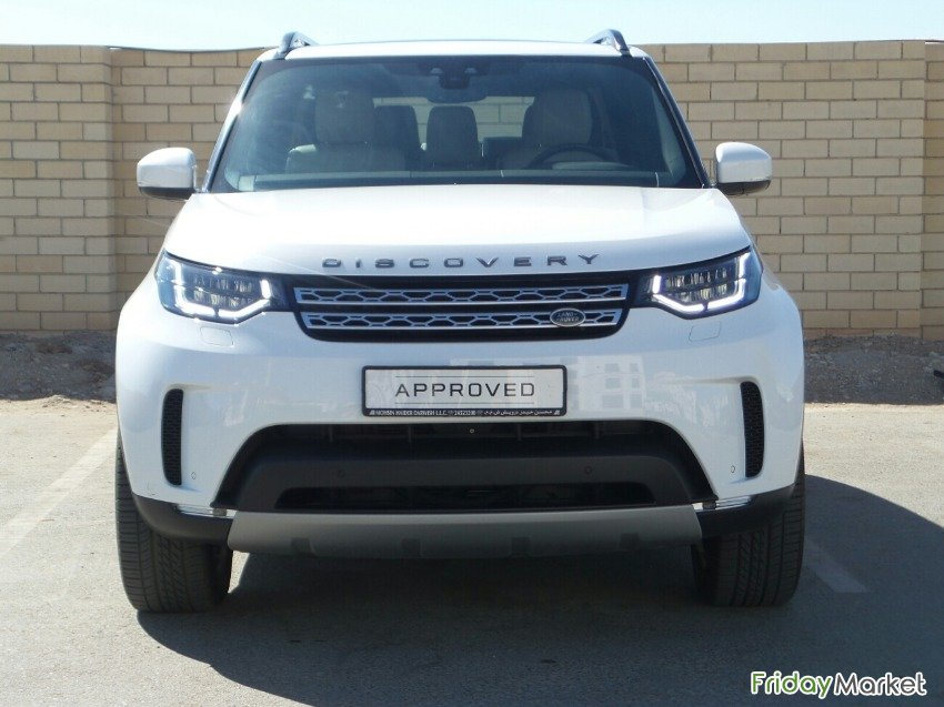 New Discovery 3.0 V6 SC MY2017 Muscat Oman