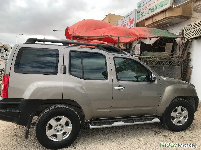 Well Maintained 2008 Nissan Xterra 4WD for Sale in Salalah