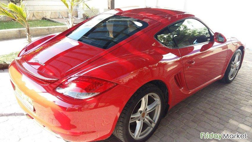 Porsche Cayman PDK 2012 model for sale in Oman - FridayMarket