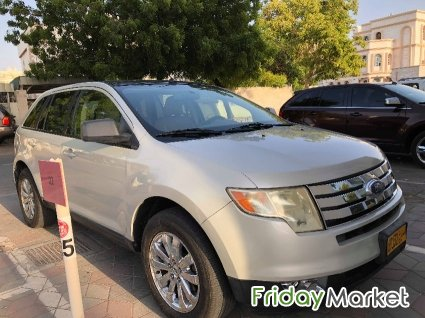 Ford EDGE 2007 Expat Driver Muscat Oman