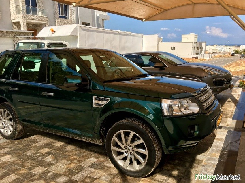 Land Rover LR2 2012 NO:1 Model Full Option 4WD Muscat Oman