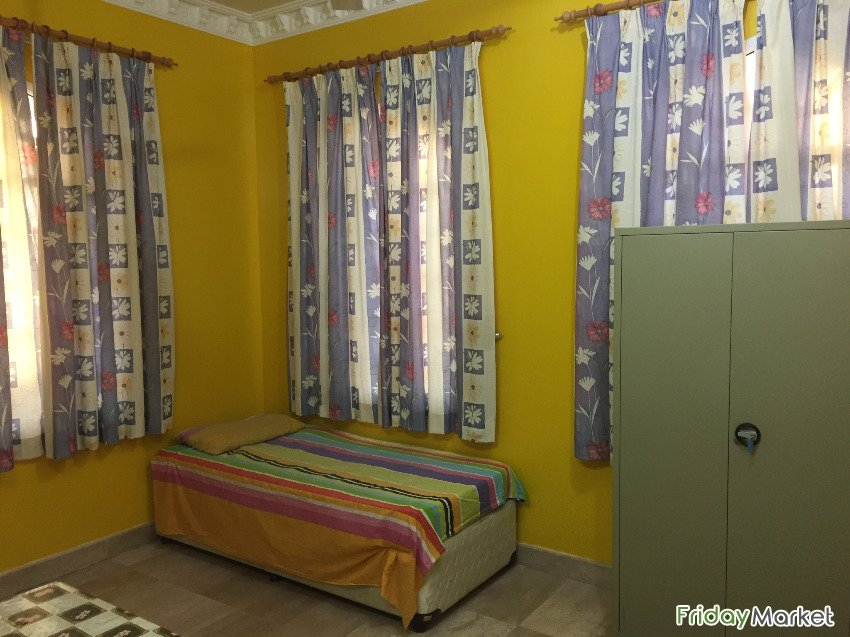 Furnished Room For Executive Bachelor (with Bathroom) In Mawaleh South Muscat Oman
