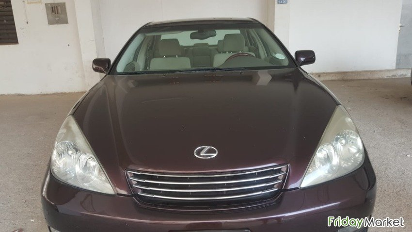 EXPAT OWNED 2004 Agency Maintained LEXUS EX300.URGENT SALE Muscat Oman