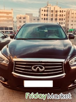 Infinity JX 35, 7 Seater In Very Good Condition For Sale Muscat Oman