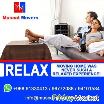 Professional Movers Muscat Oman