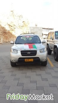 Hyundai Santa For The Sale Muscat Oman