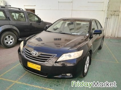 Toyota Camry GLX GCC 2008 Model For Sale Muscat Oman