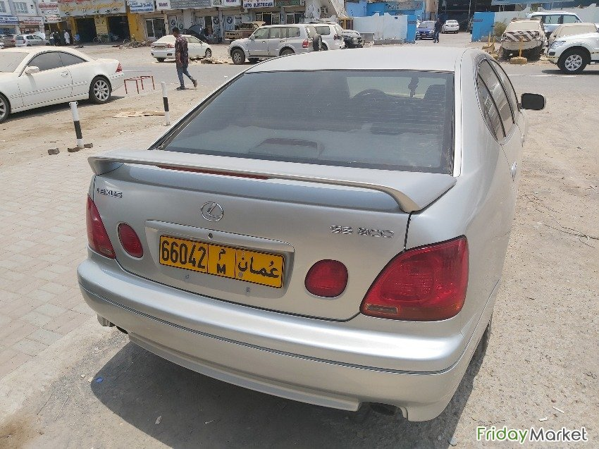 Car For Seal Gs 300 Muscat Oman