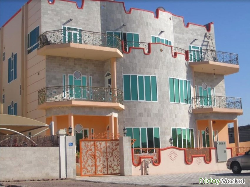 2 Bedroom Apt/Villa With 2 Baloney Near Beach In North Mawaleh Muscat Oman