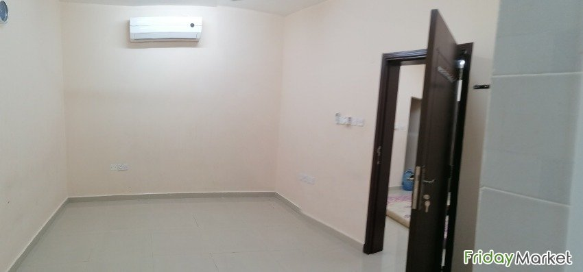 Single Room Attached Bathroom And Sharing Kitchen Muscat Oman