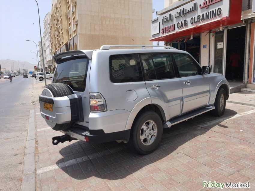 Pajero 3.0 V6 Engine Nice Car Muscat Oman
