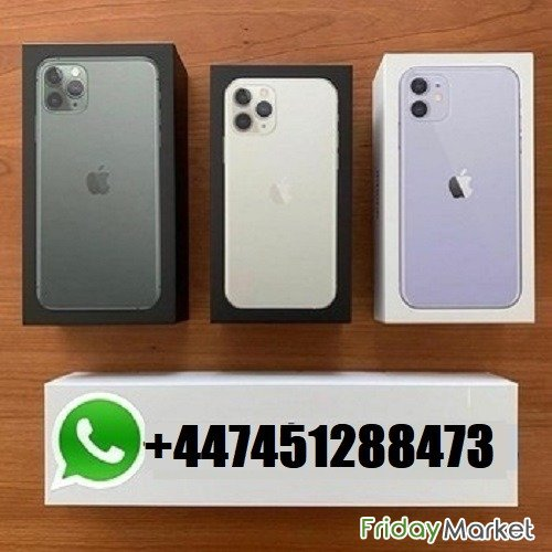 Apple Iphone 11 Pro Max Muscat Oman