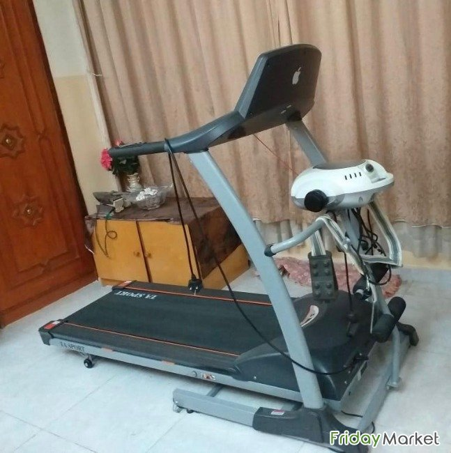 Treadmill With Massager Muscat Oman