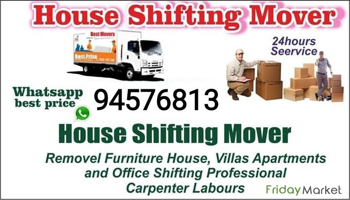 House Shifting Oman Muscat Oman